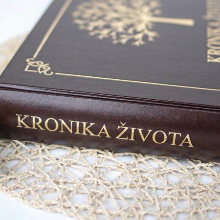 Kronika života PREMIUM SET 2 ks