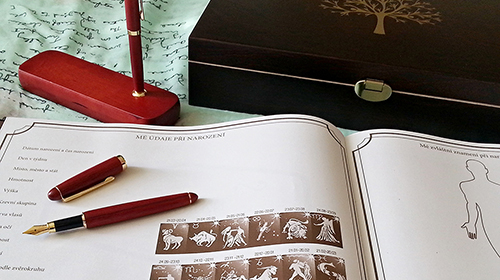 otevrena kniha kronika zivota